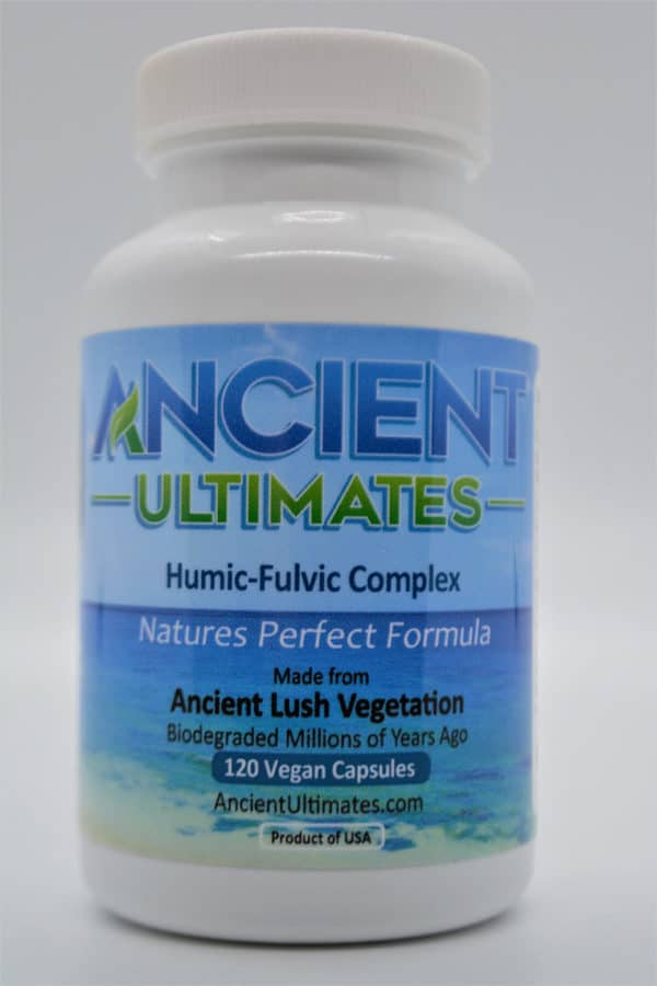 Ancient Ultimates Humic and Fulvic Acid Supplement