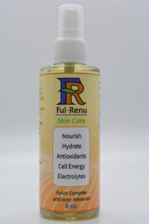 Ful-Renu Fulvic Acid Skincare