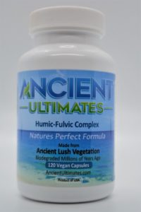 fulvic and humic